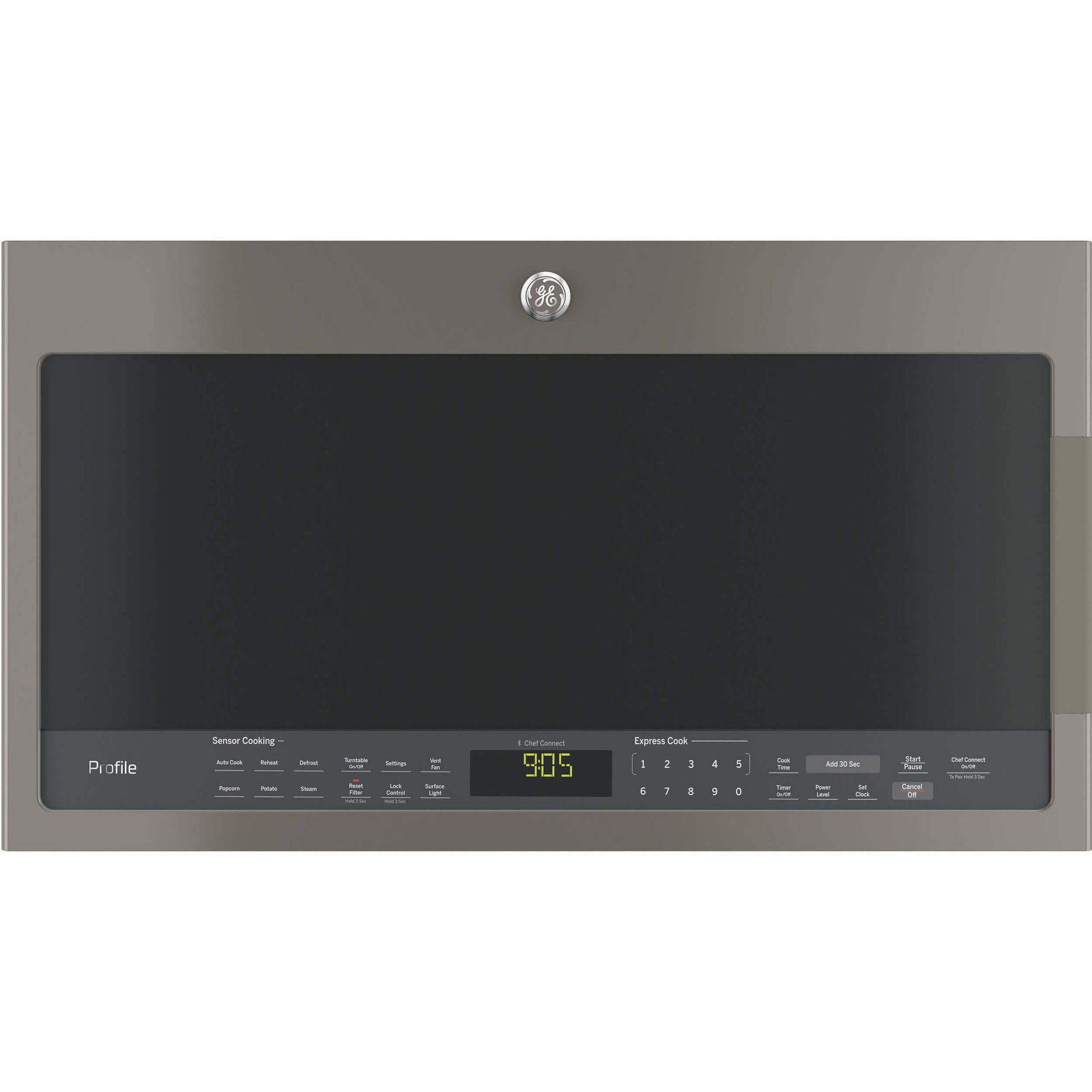 GE PVM9005EJES Microwave Oven
