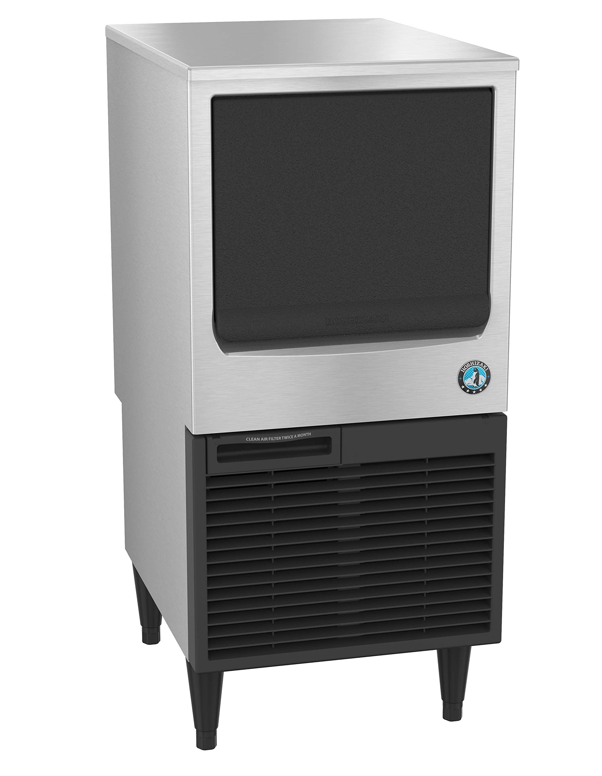 HOSHIZAKI KM-80BAJ Ice Maker Air-cooled Self Contained Built in Storage Bin