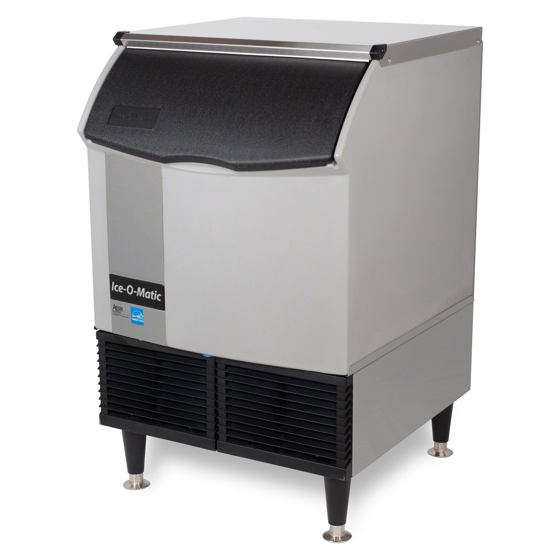 "Ice-O-Matic ICEU220HA 39""H Half Cube Undercounter Ice Maker - 238 lbs/day, Air Cooled"