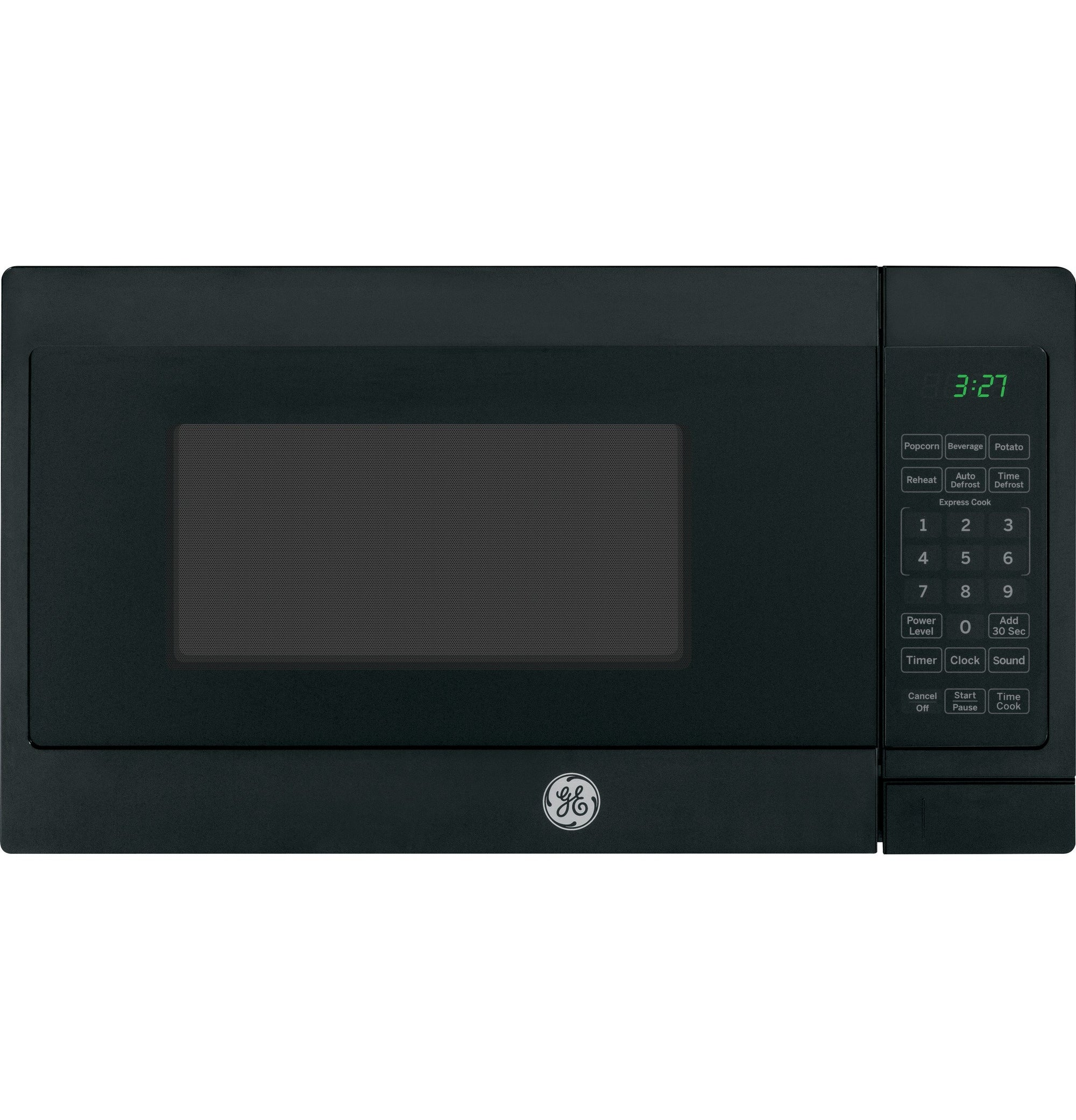 postalproducts JEM3072DHBB 0.7 Cu. Ft Oven-JEM3072DHBB GE 0.7 Cu. Ft. Capacity Countertop Microwave Oven, 0.7 Cu Ft, Black