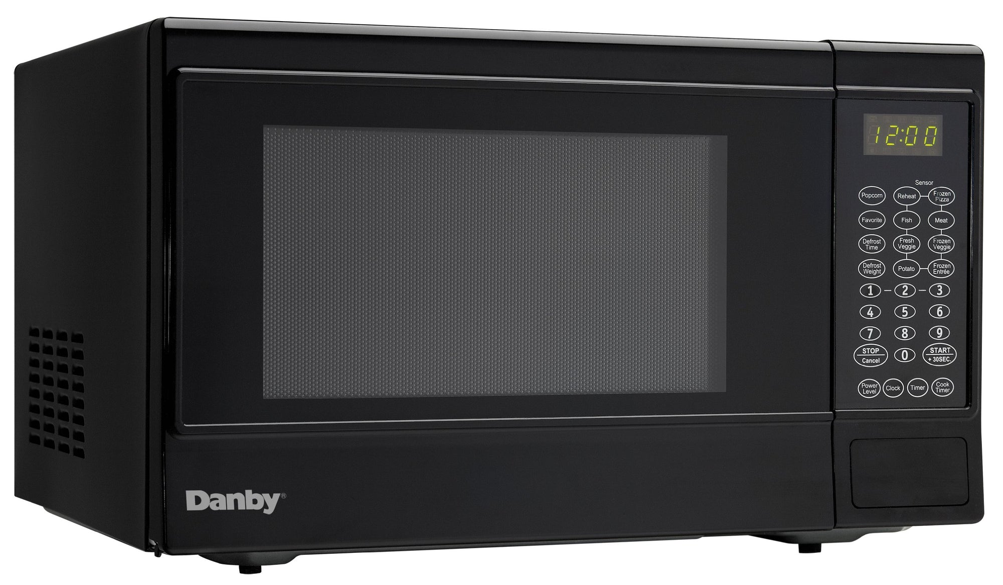 Danby 1.4 cu.ft. Countertop Microwave, Black