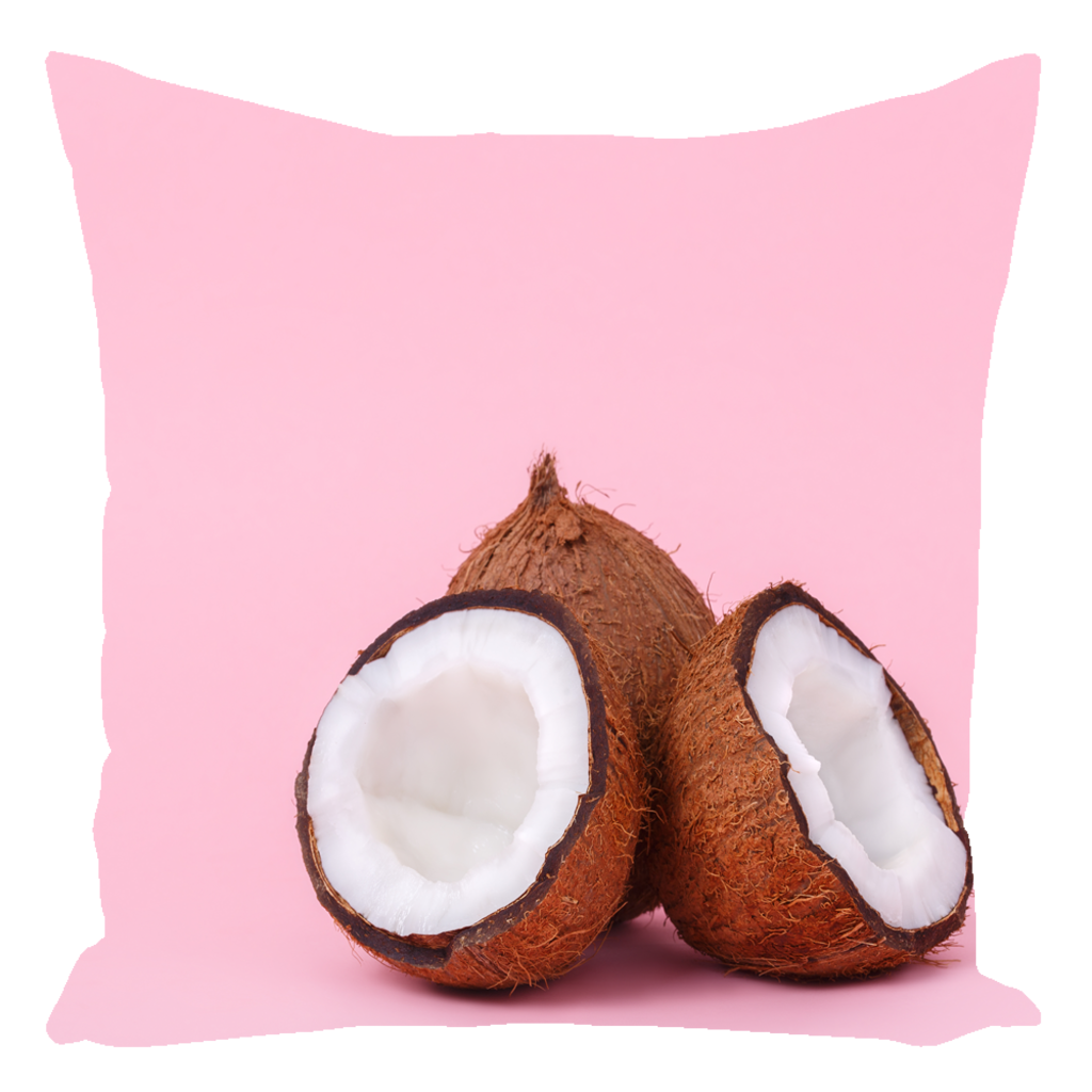 Coconut Throw Pillows