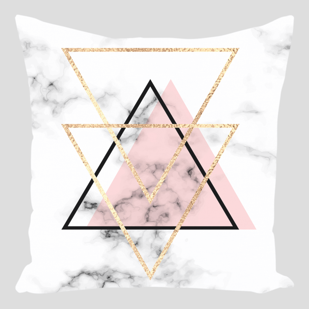 Awakened Goddess Throw Pillows