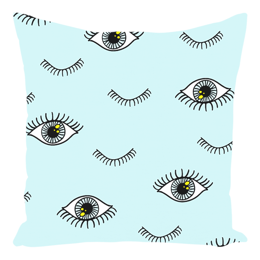 Third Eye Throw Pillows