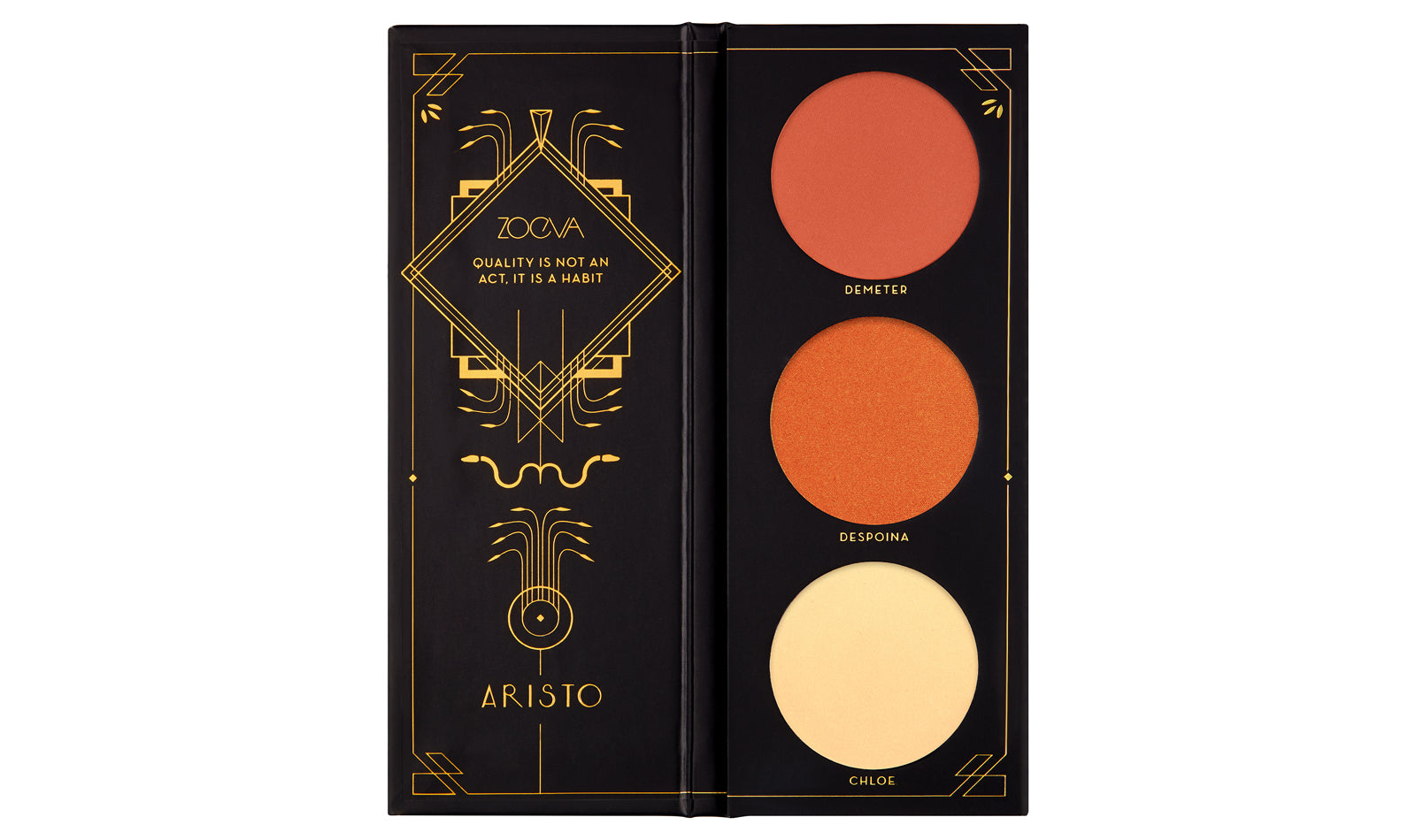ARISTO BLUSH PALETTE