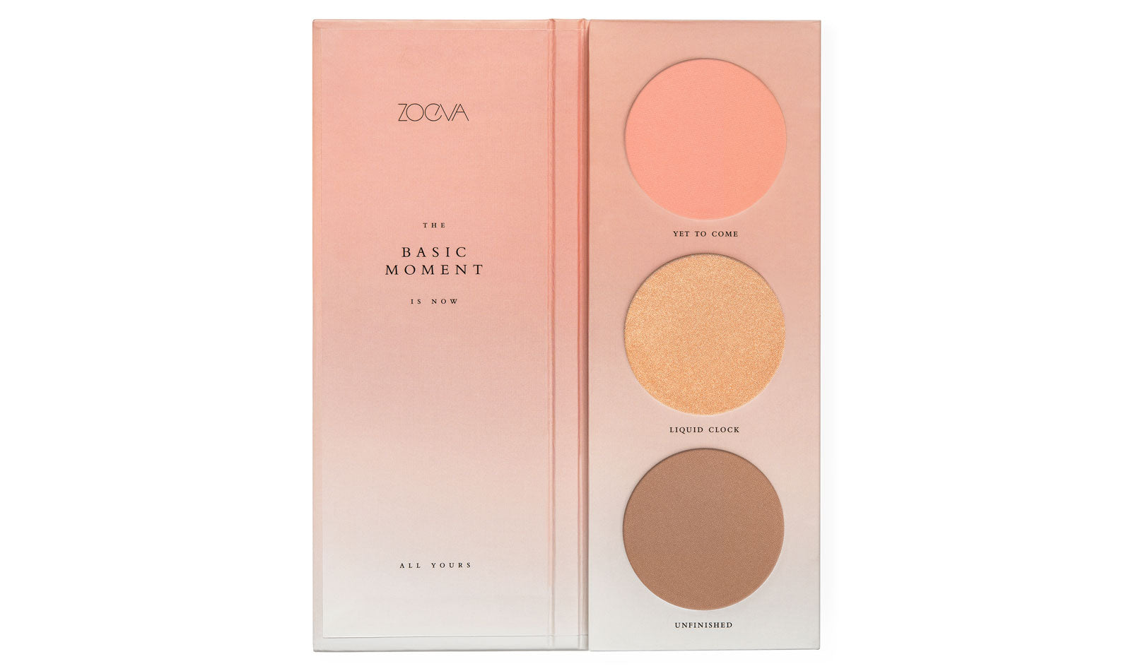 THE BASIC MOMENT (BLUSH PALETTE)