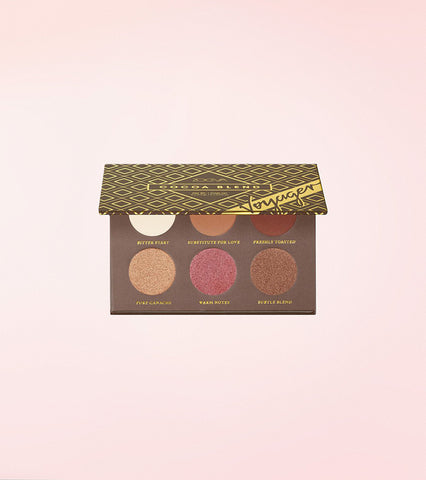 Cocoa Blend Voyager Eyeshadow Palette