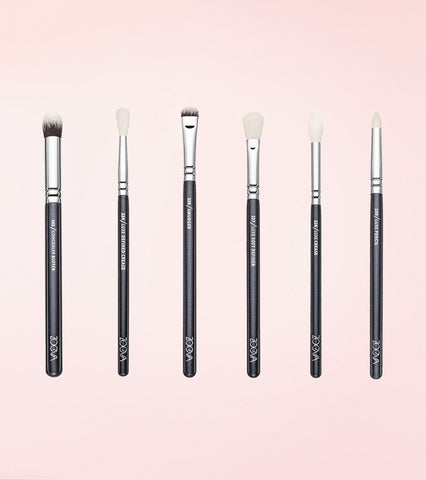 Complete Eye Brush Set