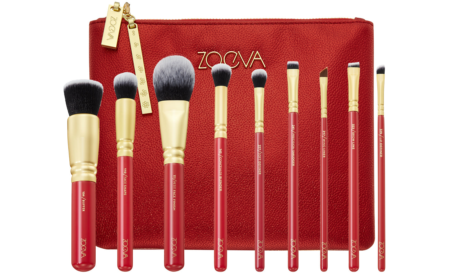 LUCKY LUXE BRUSH SET