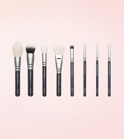 Luxe Complete Brush Set