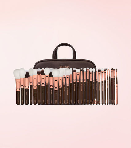 Makeup Artist Zoe Bag (Rose Golden Vol. 1)