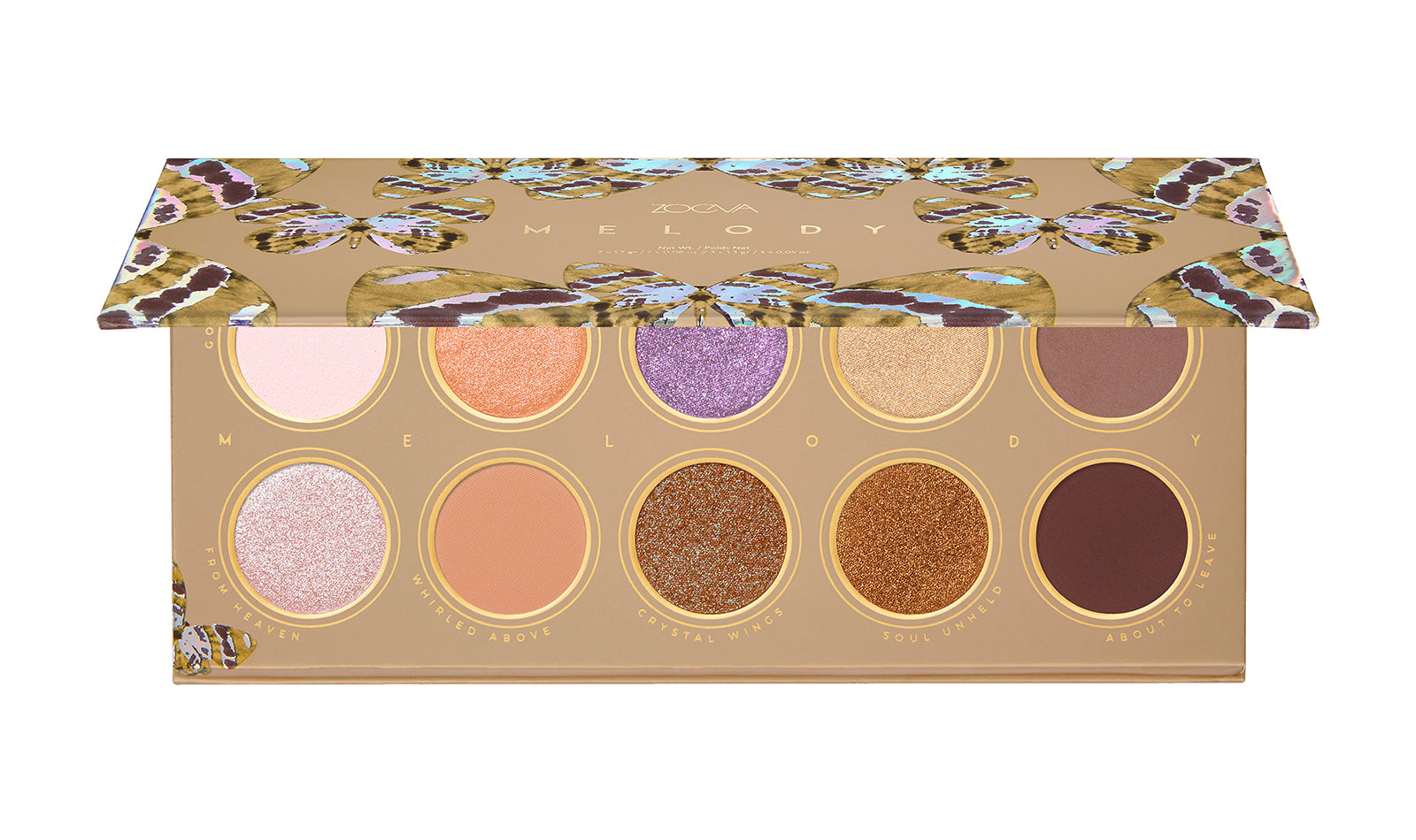 MELODY (EYESHADOW PALETTE)