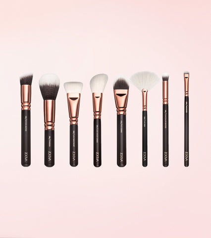 Rose Golden Complete Brush Set Vol. 1