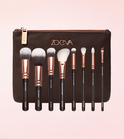 Rose Golden Luxury Brush Set Vol. 1