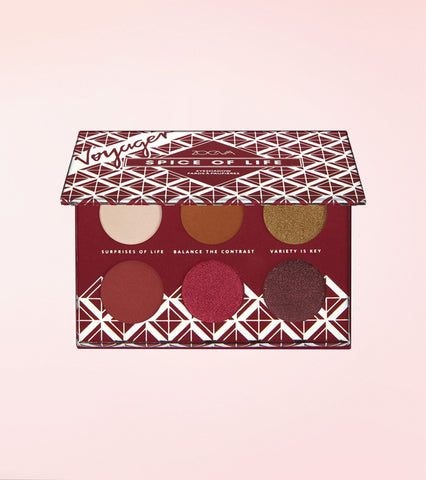 Spice Of Life Voyager Eyeshadow Palette