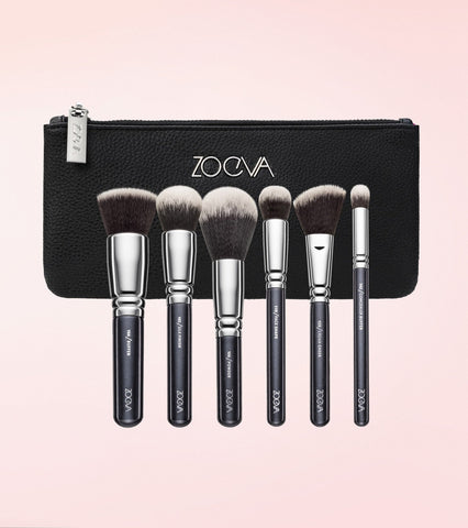 Vegan Face Brush Set