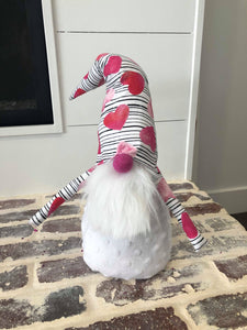 Gnome with Striped Arms