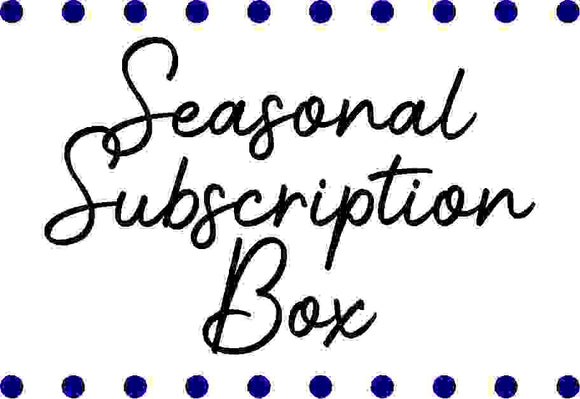 Quarterly Subscription Box