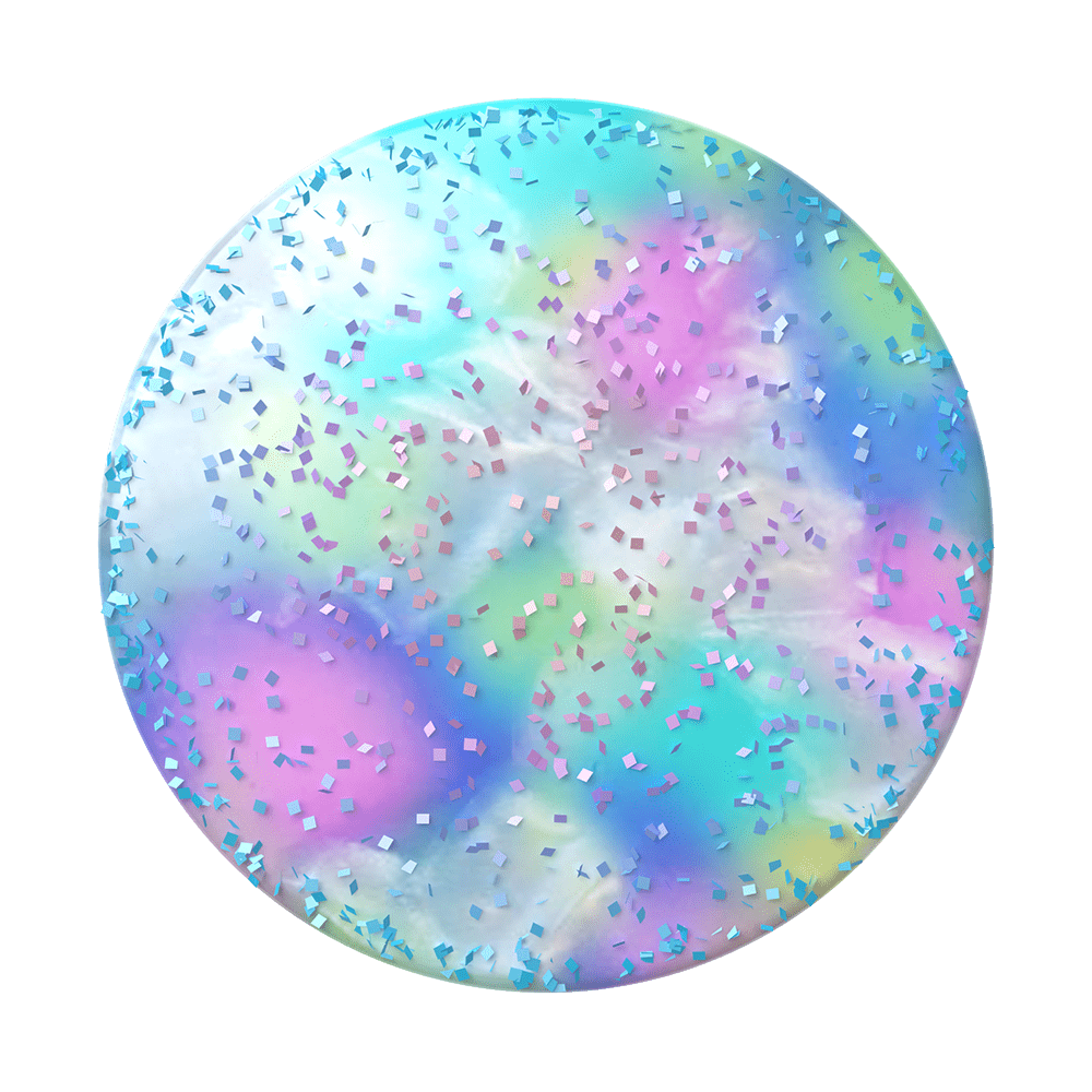 Glitter Cotton Candy, PopSockets