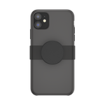 PopGrip Slide Apple Black, PopSockets