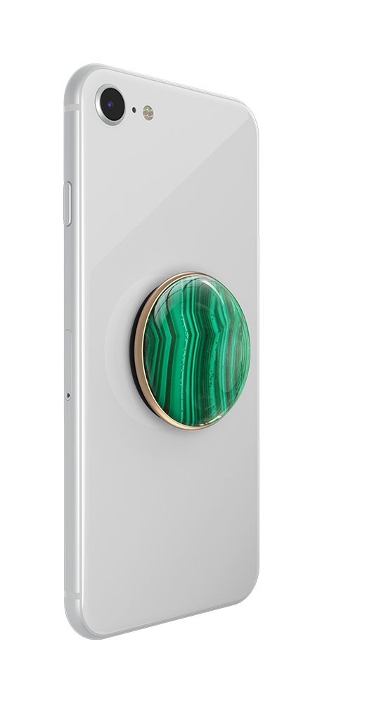 Genuine Malachite, PopSockets