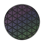 Reflective Chromatic Grid, PopSockets