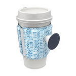 PopThirst Cup Sleeve Painted Mosaic, PopSockets
