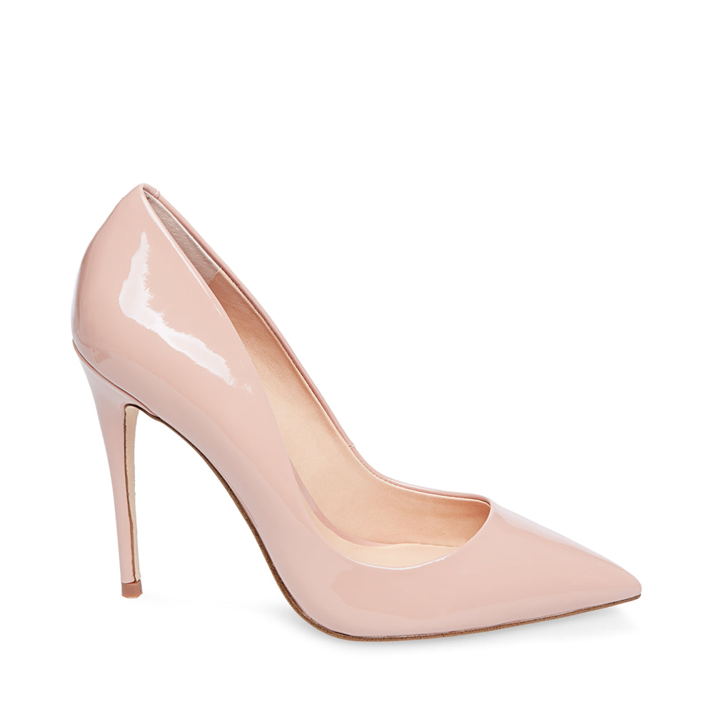 Daisie Pump Blush Patent