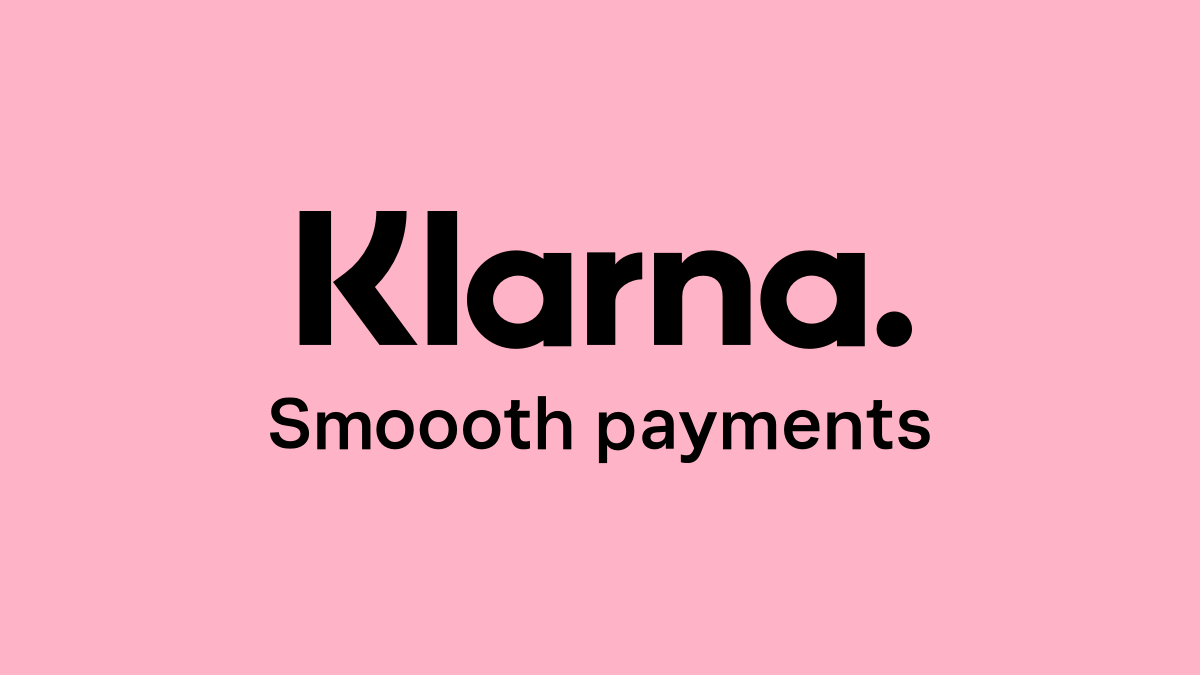 Klarna smooth payments Steve Madden