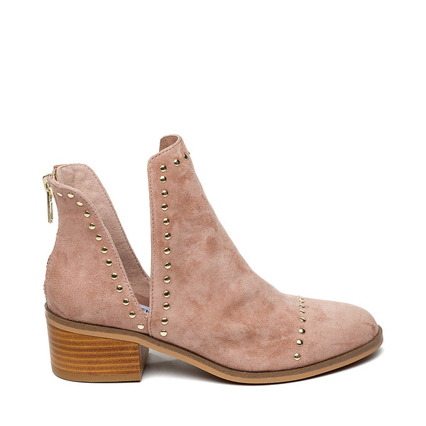 Conspire Ankle Boot Tan Suede | Steve