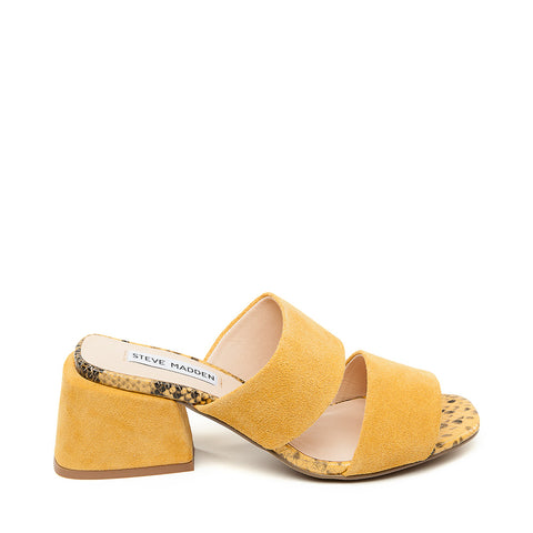 Keline YELLOW SUEDE