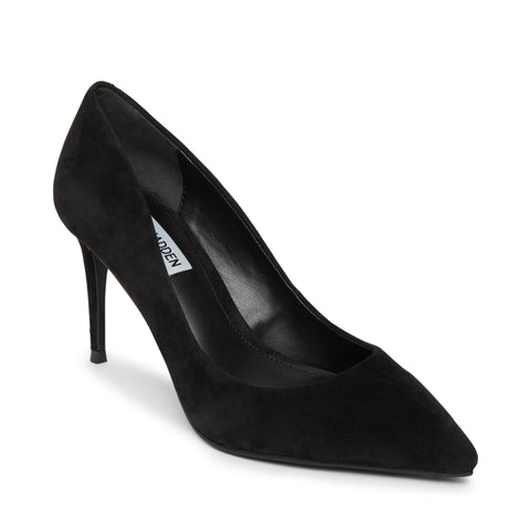 Lillie BLACK SUEDE