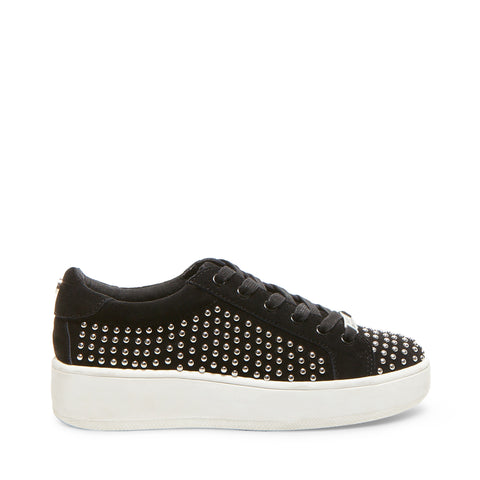 Badie BLACK WITH STUDS