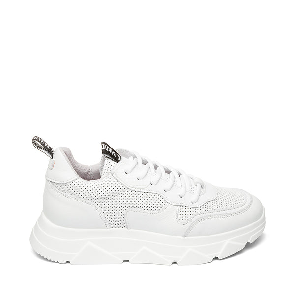 Pitty WHITE LEATHER - Steve Madden Europe