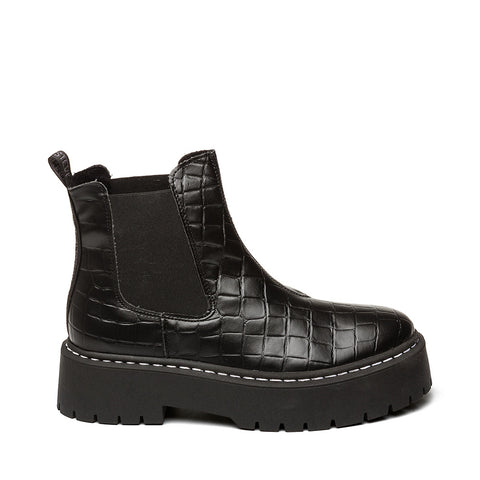 Veerly BLACK CROCO