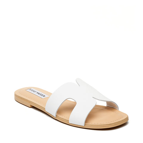 Zarnia WHITE LEATHER