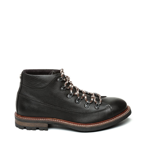 Mounty BLACK LEATHER