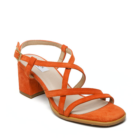 Gracy CORAL SUEDE