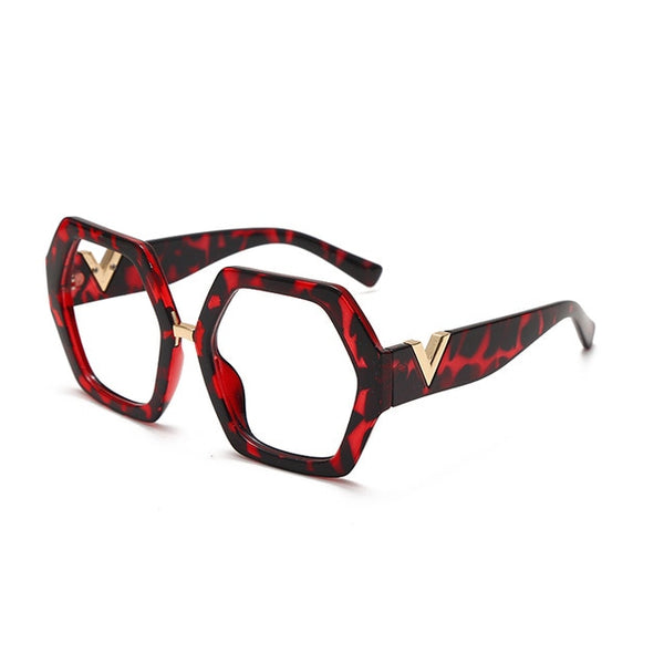 Women Glasses Frames Optical Clear Transparent