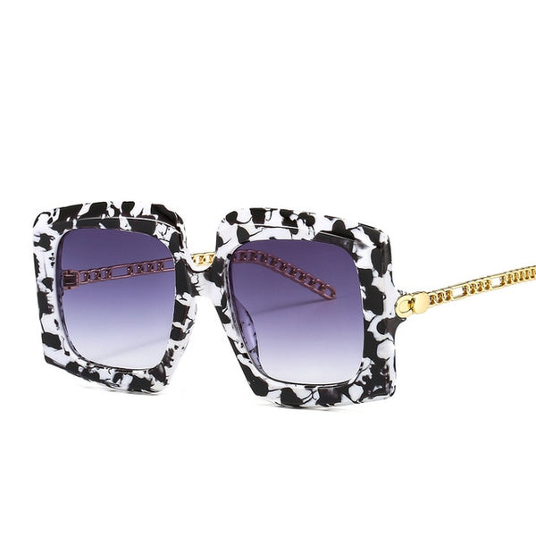 Oversized Luxury Sunglasses