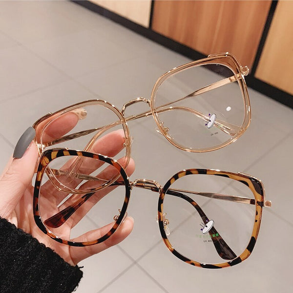 Women Vintage Optical Eyeglasses