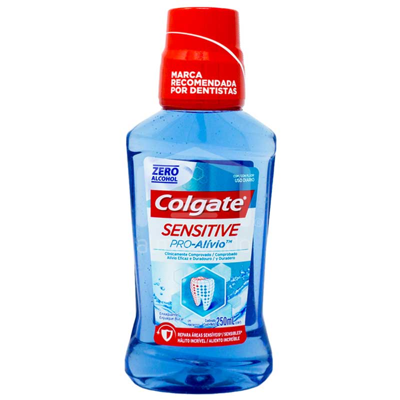 Enjuague bucal Colgate Sensitive Pro-Alivio 250ml