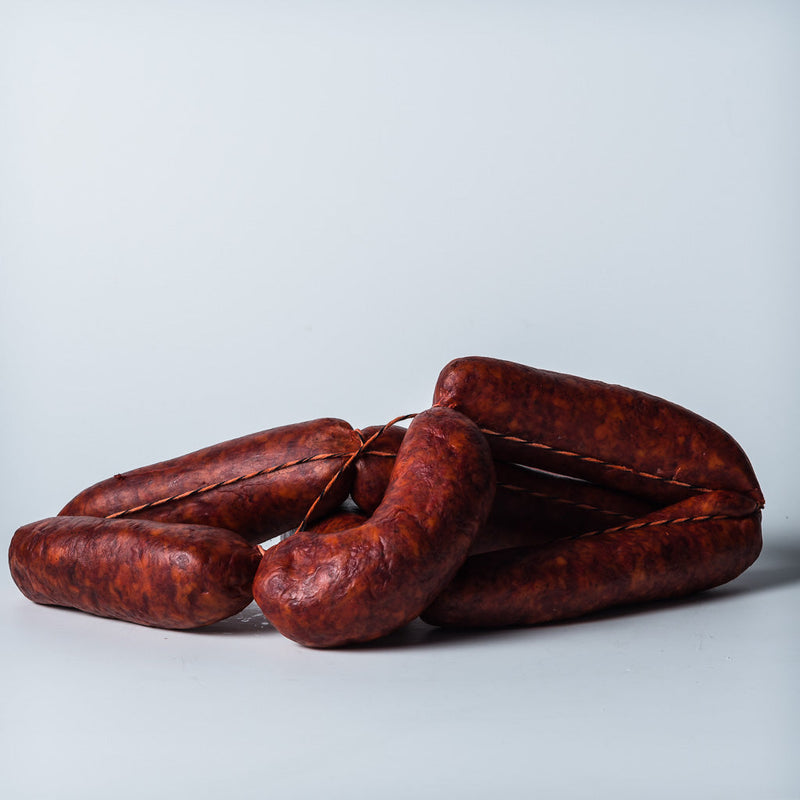 Chorizo vallecano.