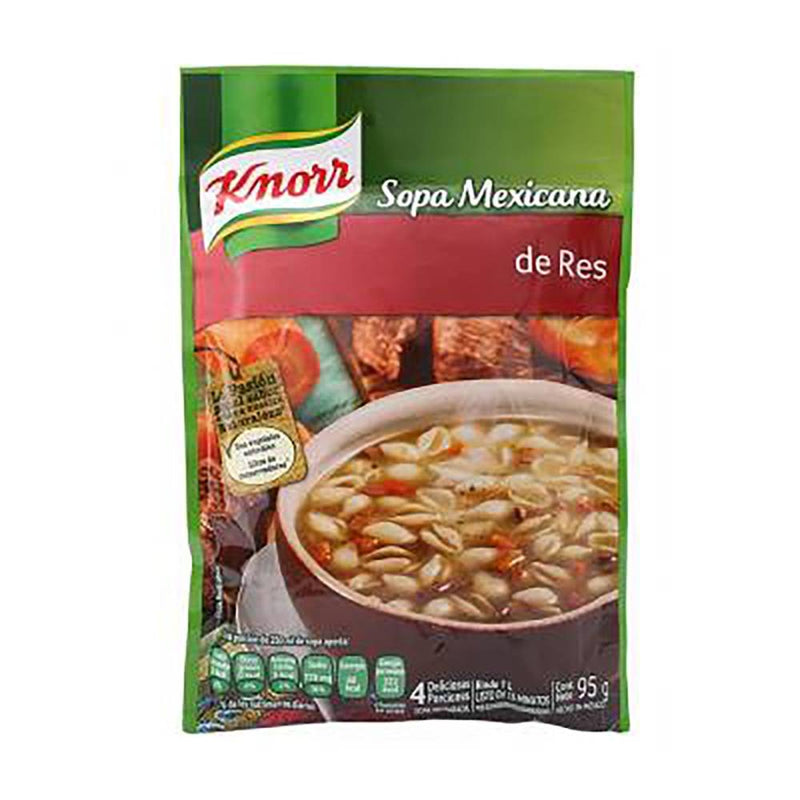 Sopa Knorr mexicana 95g