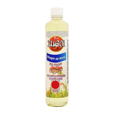 Vinagre de arroz Sugoi 300 ML