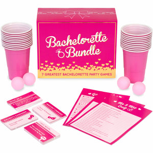 Bachelorette Bundle - 7 Greatest Bachelorette Party Games