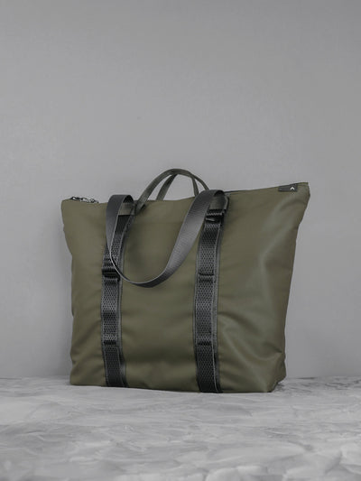 Chain Tote Dry Green - Backpacks & Bags - 公式通販 - Topologie (トポロジー)