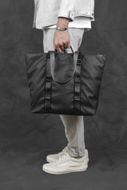 Chain Tote Dry Navy - Backpacks & Bags - 公式通販 - Topologie (トポロジー)