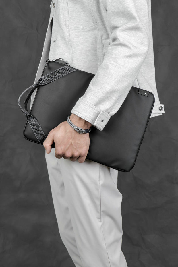 Laptop Sleeve Dry Black - Backpacks & Bags - 公式通販 - Topologie (トポロジー)