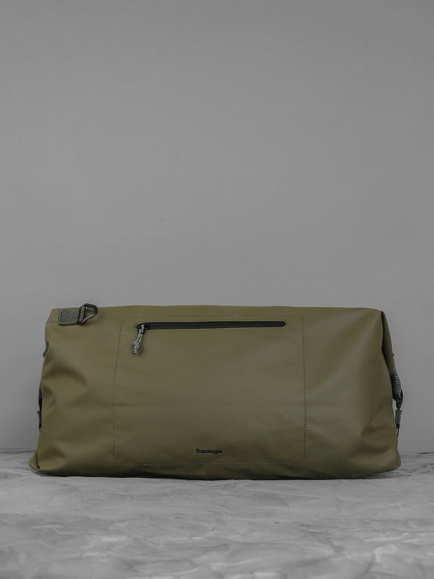 Weekend Duffel Dry Green - Backpacks & Bags - 公式通販 - Topologie (トポロジー)